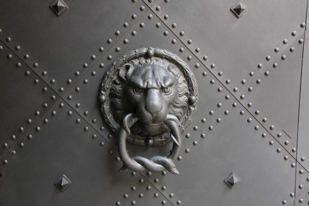 metalna ulazna vrata