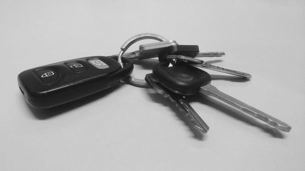 izgubljen ključ od auta