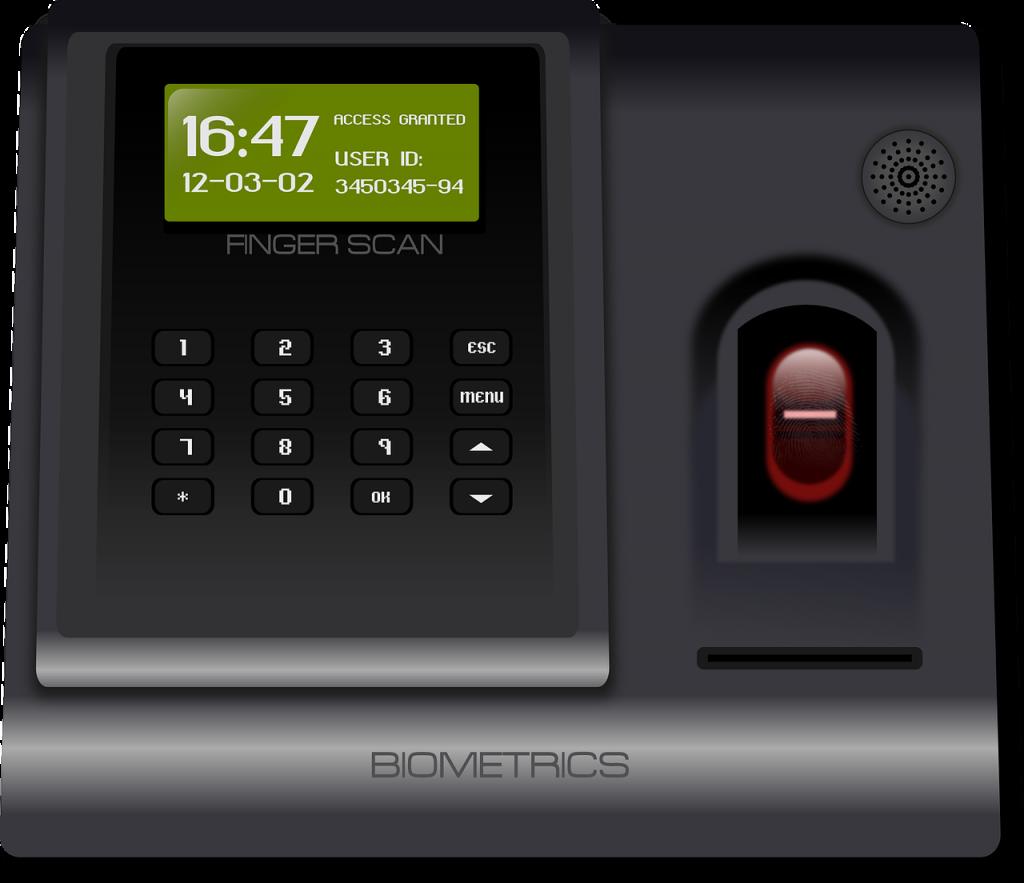 biometrijska brava sa otiskom prsta