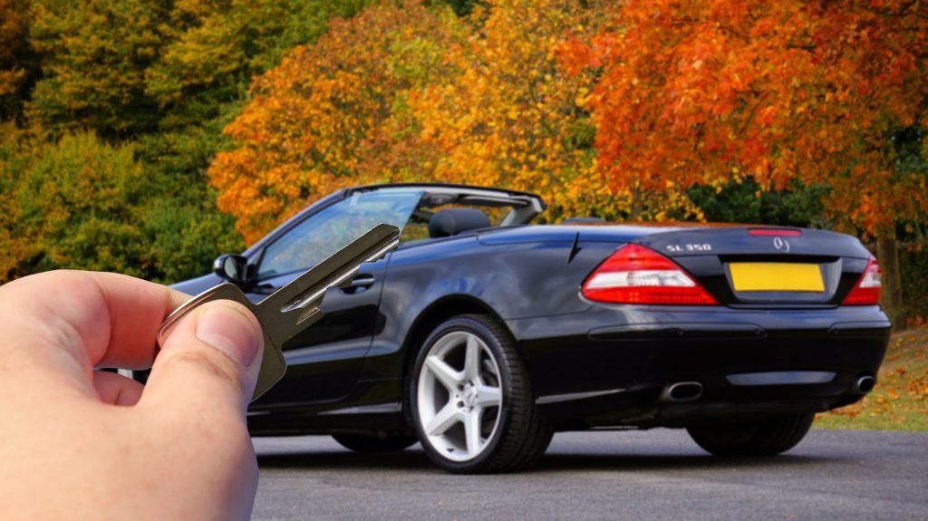 obijanje automobila